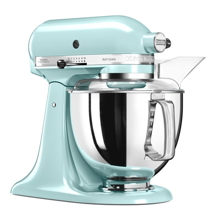 Artisan Stand Mixer with FREE 4.8L Glass Mixing Bowl, 4.8L, Ice Blue