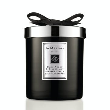 Intense Home Candle, Dark Amber & Ginger Lily
