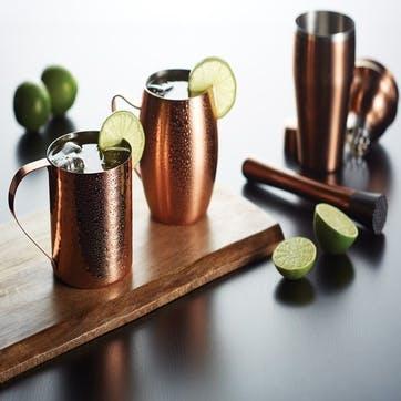 Copper Finish 500ml Cocktail Shaker