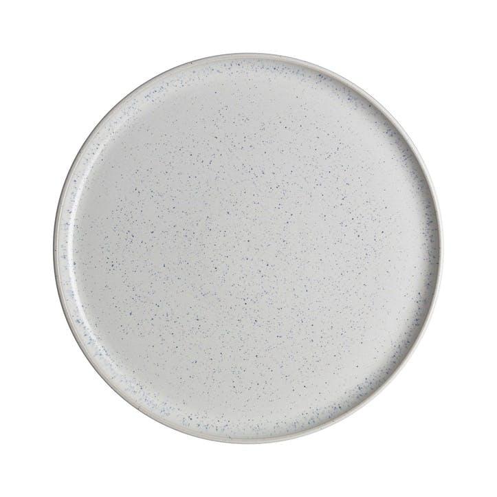 Studio Blue Chalk Round Platter