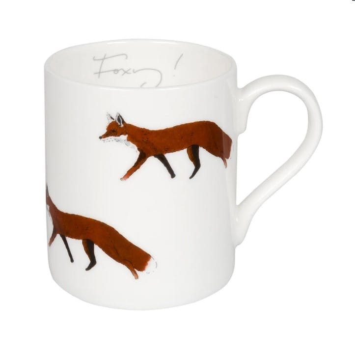 'Foxes' Foxy Mug, Large