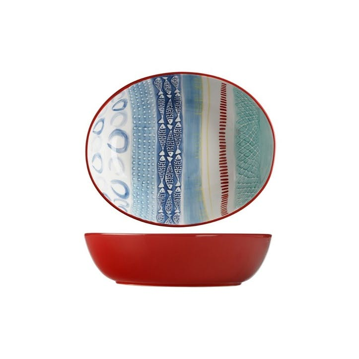 Laguna Oval Serving Bowl