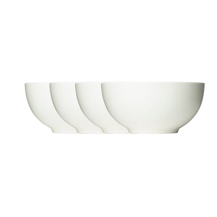 Perfect White Cereal Bowl, Set of 4