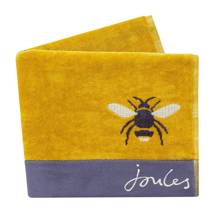 Botanical Bee Hand Towel