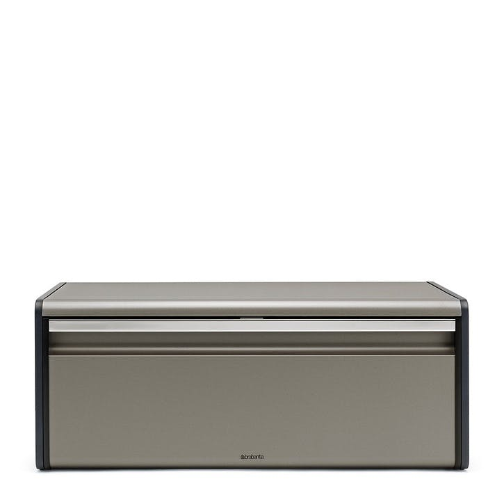 Fall Front Bread Bin, Platinum