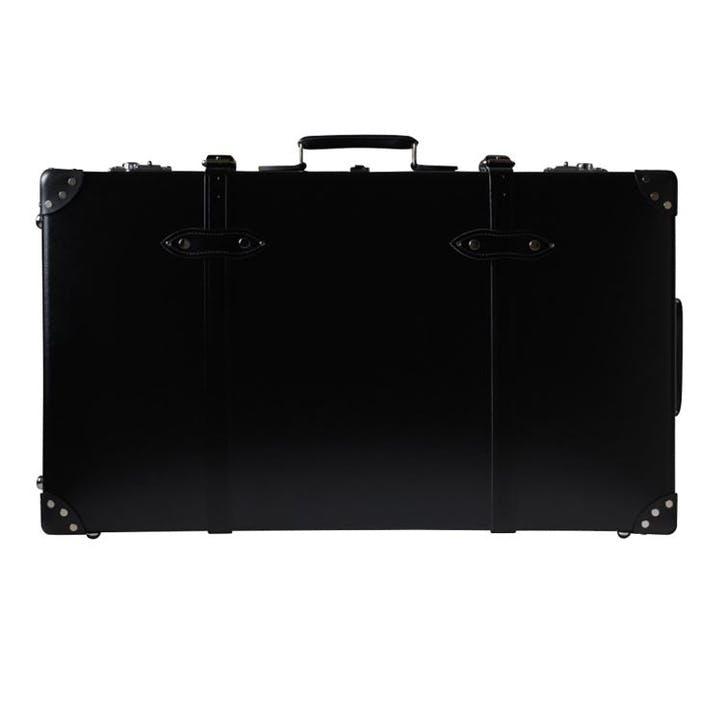 33 Inch Wheeled Suitcase; Black