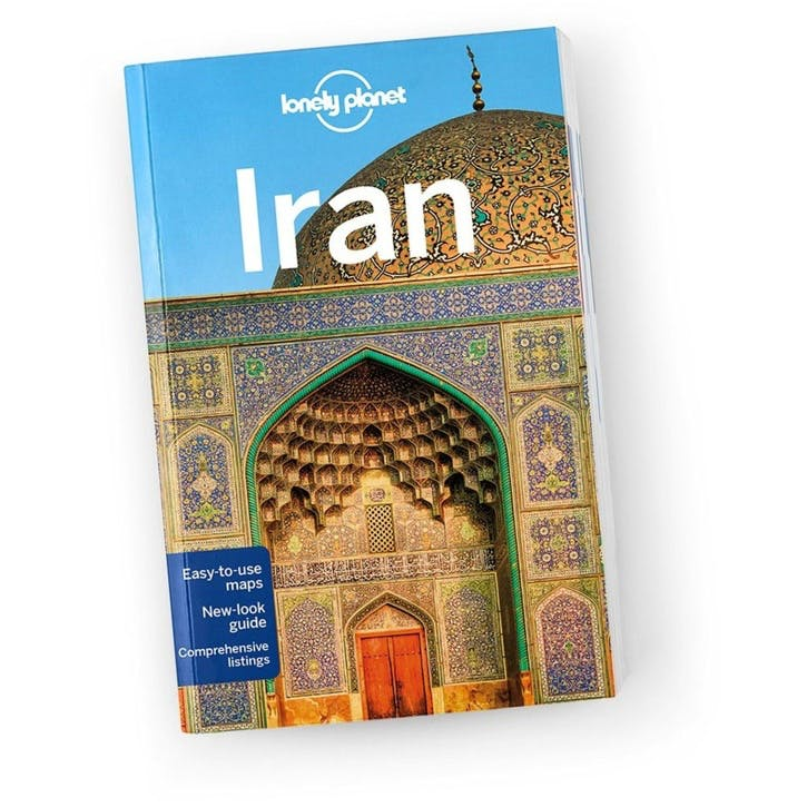 Lonely Planet Iran, Paperback