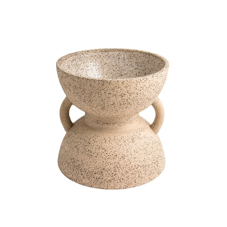 Lyndby Cermic Vessel, Natural