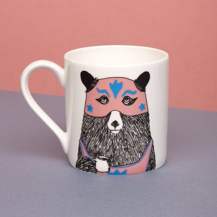 El Guapa Animal Mug