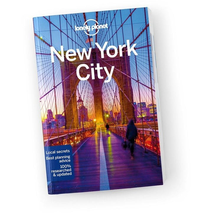 Lonely Planet New York City, Paperback