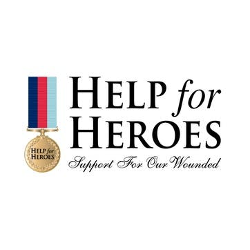 A Donation Towards Help for Heroes