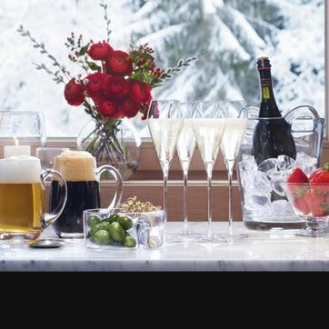 Wine Prosecco Glass, 250ml, Set of 2
