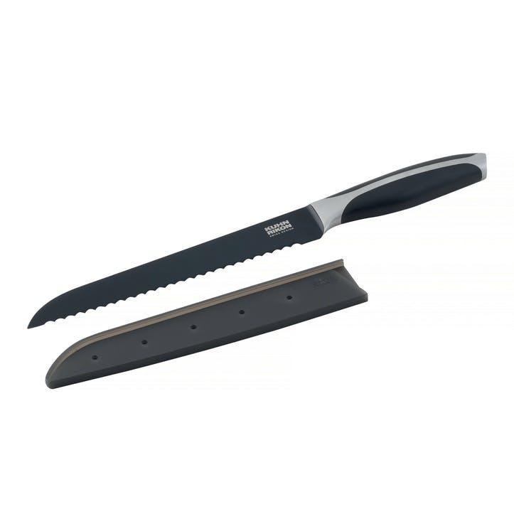 Black Peak Bread Knife