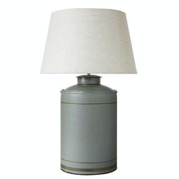 Camellia Table Lamp, Large, Blue