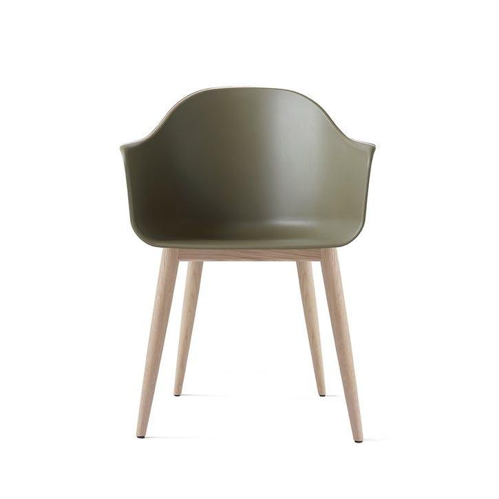 Harbour, Dining Chair, H81 x W59 x D57cm, Olive & Oak