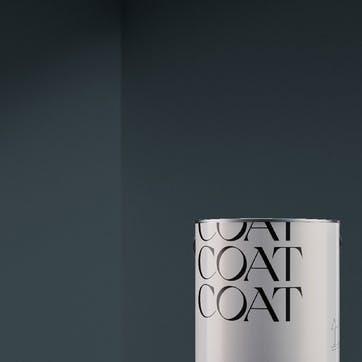 Flat Matt Wall & Ceiling Paint, The Drink Dark Blue-Green 2.5L