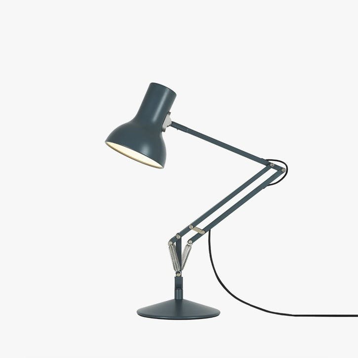 Mini Desk Lamp Slate Grey