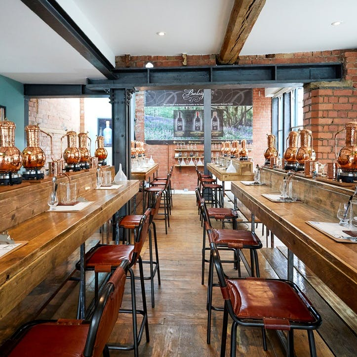 Distil Your Own Craft Gin with Tasting and Cocktail Masterclass for Two at 45 Gin School