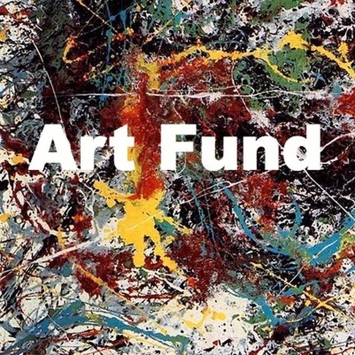 Contributions to Art Fund £100