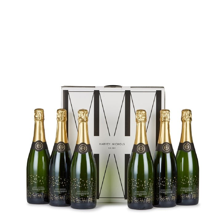 Brut Champagne NV - Case of Six