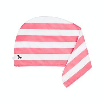 Hair Wrap; Kuta Pink