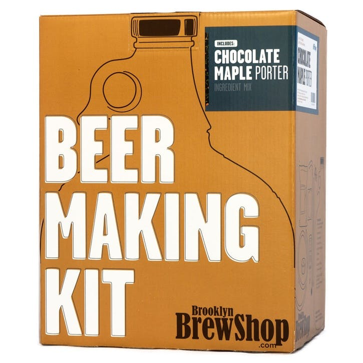 Beer Making Kit - Chocolate Maple Porter