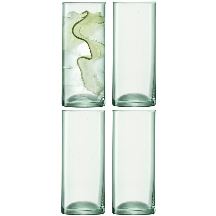 Canopy Beer Glass, Set of 4