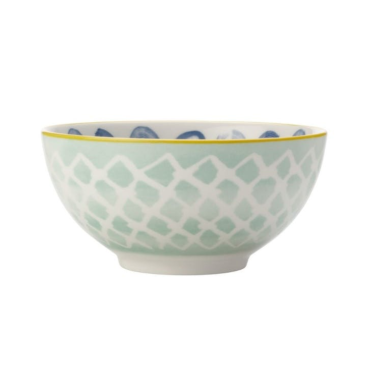 Laguna Snack Bowl, Green