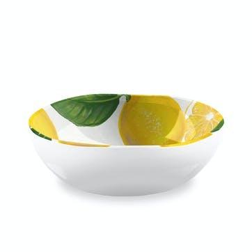 Lemon Fresh Serving Bowl D18cm