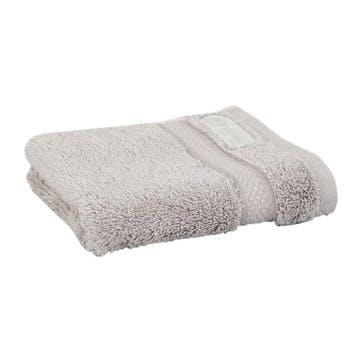 Luxury Egyptian Cloud Grey Hand Towel
