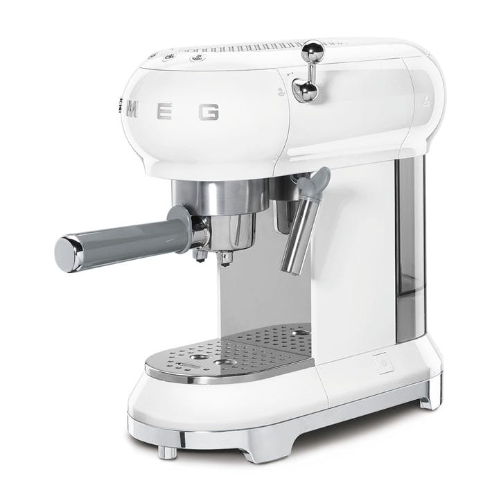 Espresso Machine, White