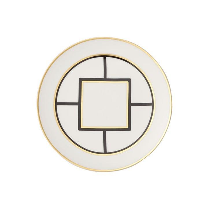 MetroChic Side Plate, Geometric