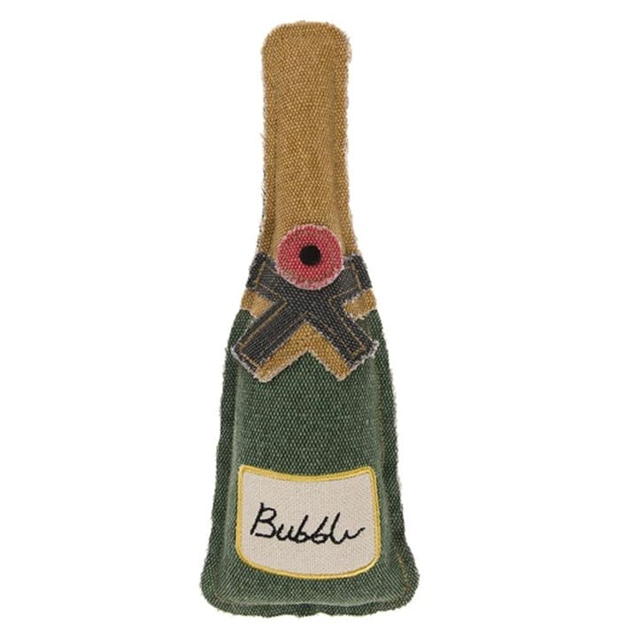 'Bubbles & Fizz' Dog Toy