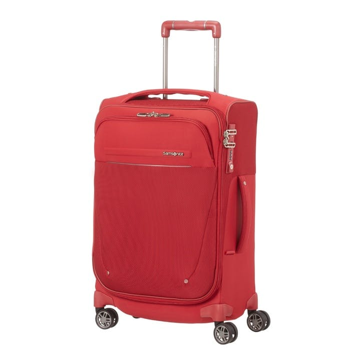 B-Lite Icon Spinner Suitcase, 55cm, Red