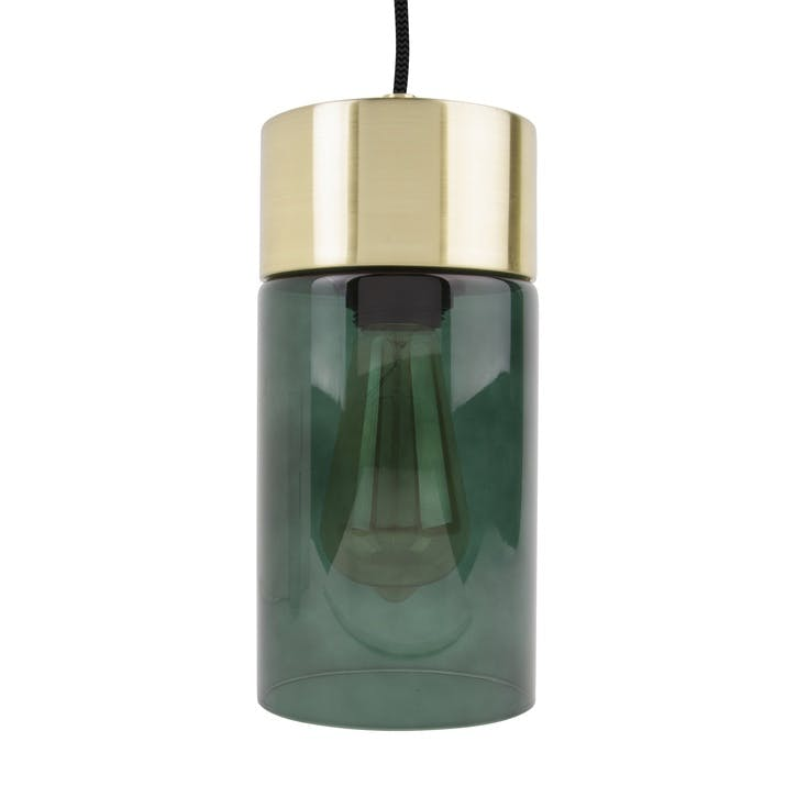 Lax Pendant Light, Green