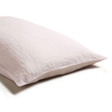 Kingsize with Kingsize Pillowcases Blush Pink