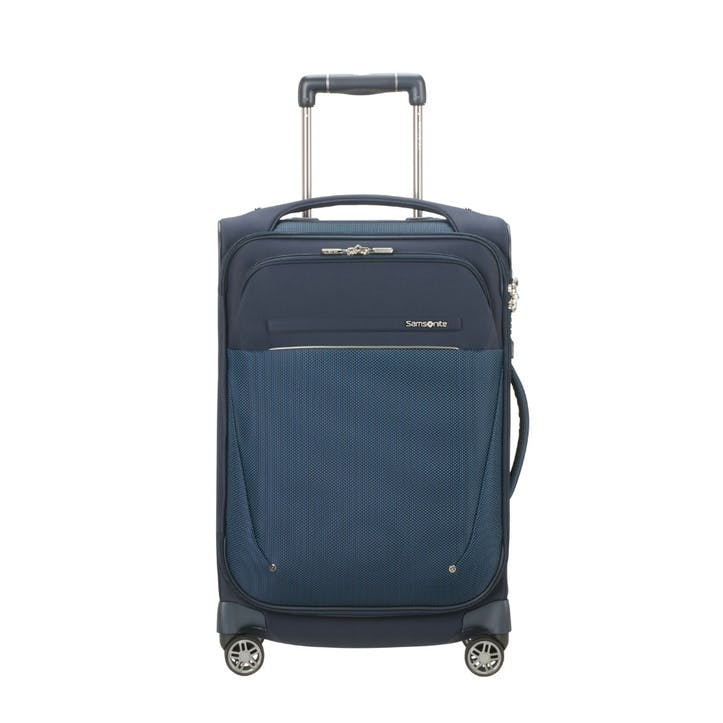 B-Lite Icon Spinner Suitcase, 55cm, Dark Blue