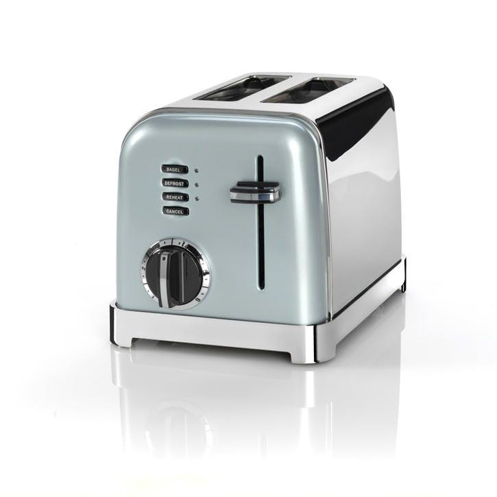 2 Slice Toaster, Pistachio