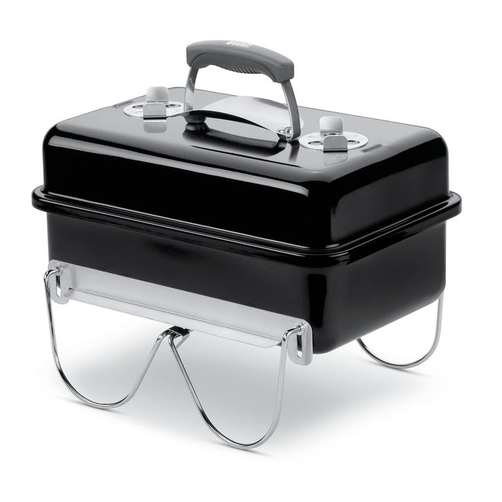 Go-Anywhere Charcoal Grill