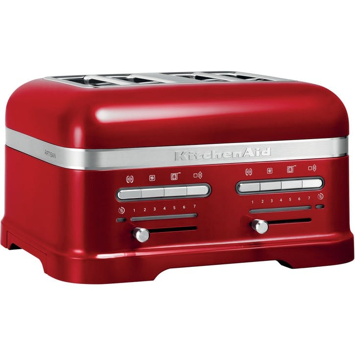 Artisan Toaster 4 Slot; Candy Apple