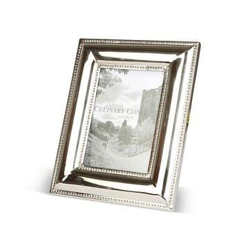 Beaded Edge Photo Frame - Medium