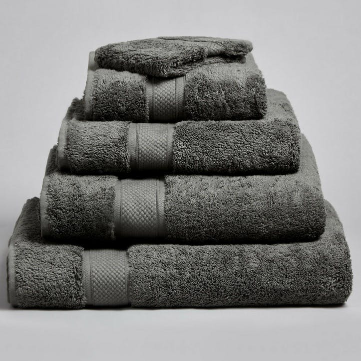 Shinjo Bath Sheet, Grey