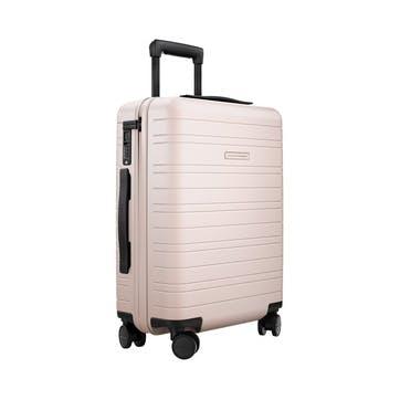 H5, Cabin Trolley Suitcase, W40 X H55 X D20cm, Pale Rose