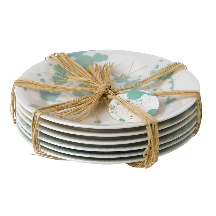 Pacific Mint Side Plate, Set of 6