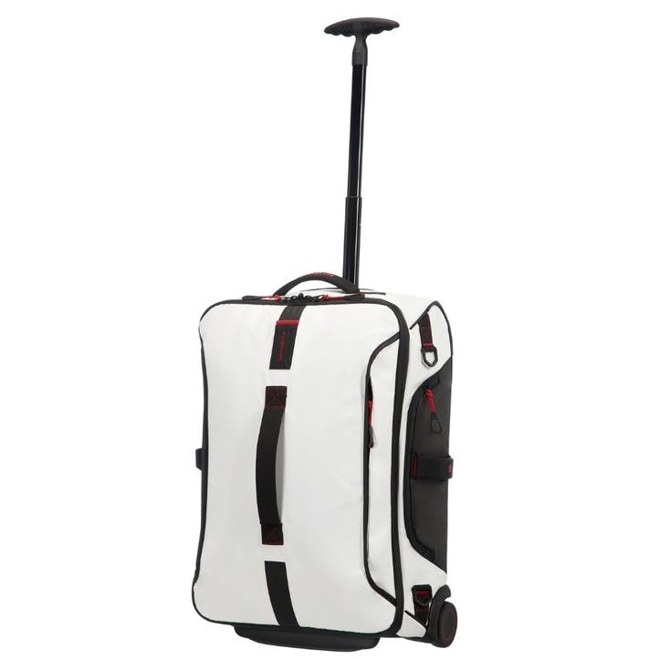 Paradiver Light Duffle With Wheels, 55cm, White