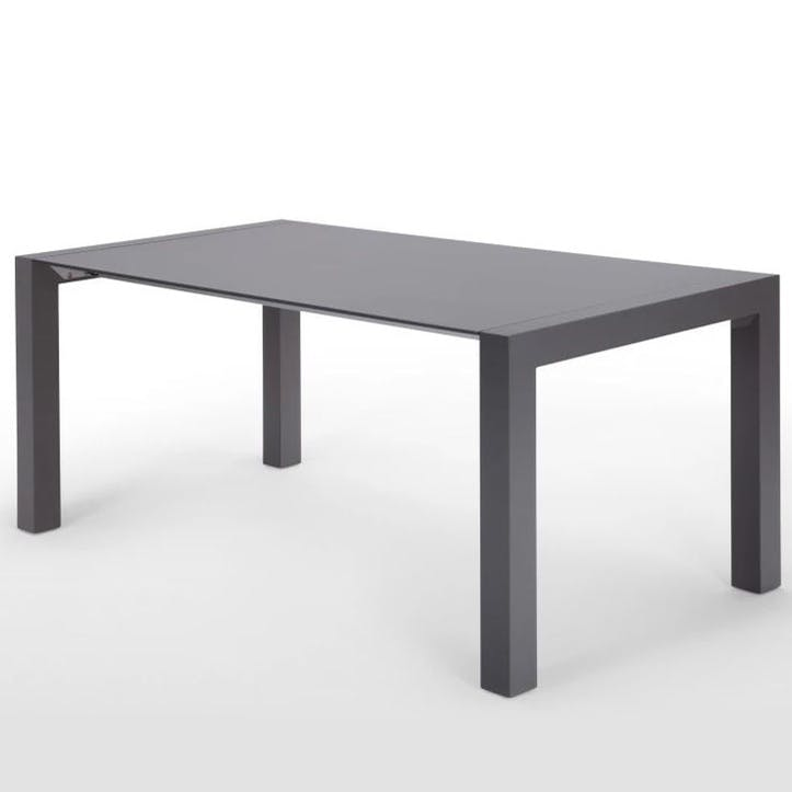 Bramante Extending Dining Table, Matt Grey