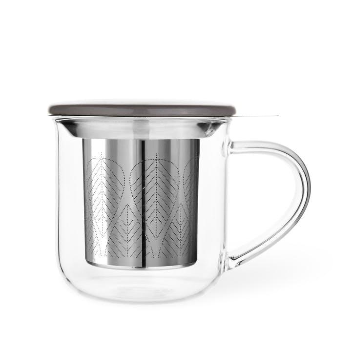 Minima Eva Infuser Mug, Wool Grey