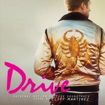 """Drive Original Soundtrack 12"""" Vinyl"""
