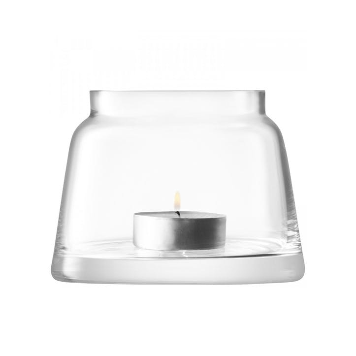 LSA Chimney Tealight Holder - 8cm