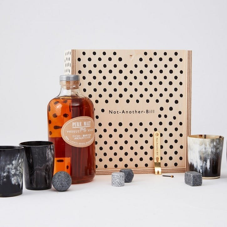 Nikka Japanese Pure Whisky Hamper